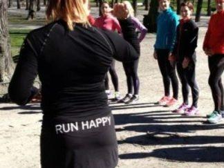 Löpteknikträning i grupp